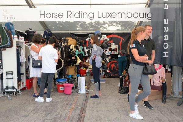 20/06/2019 ; Luxembourg ; CSI Luxembourg 2019 ; ambiance ; Nicolas Hodys Photographie
